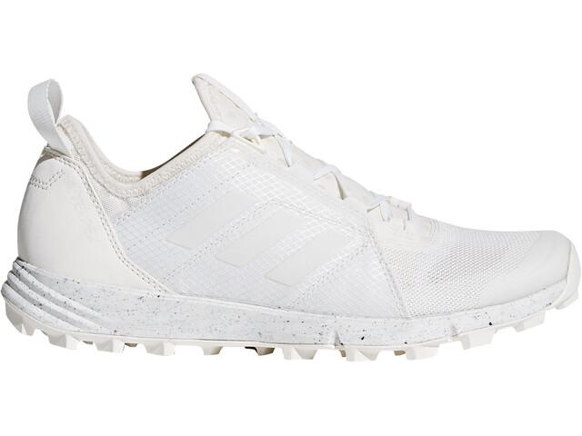 adidas TERREX Agravic Speed Shoes Women Non-Dyed/Ftwr White/Chalk White
